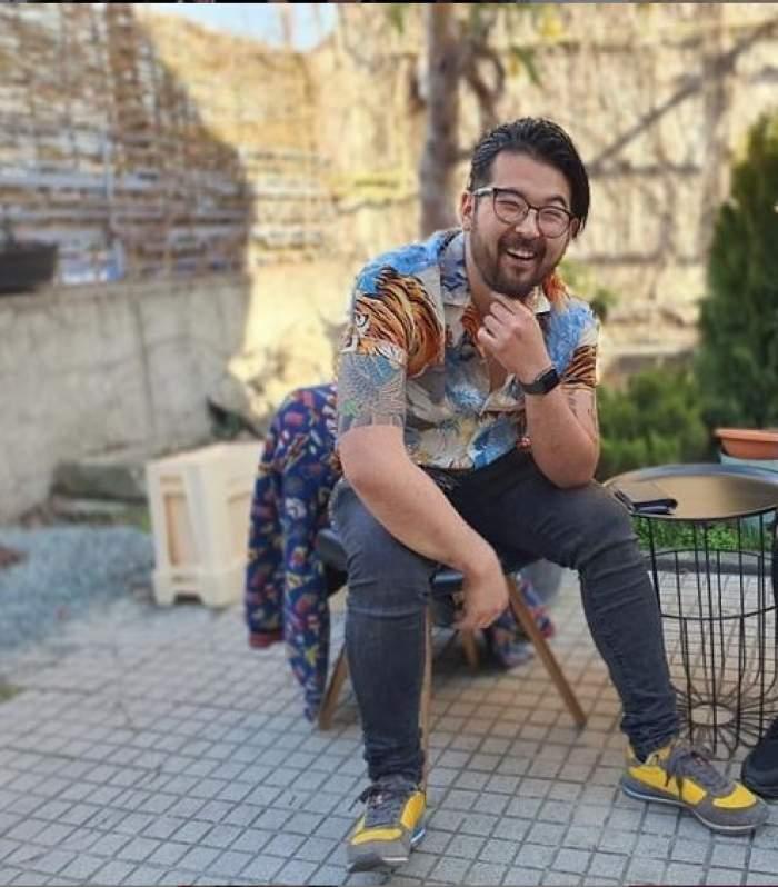 """Rikito Watanabe de la Chefi la cuțite a izbucnit în lacrimi, pe Instagram. Ce i s-a întâmplat fix înainte de filmări: """"Nu știu ce să mai fac"""" / FOTO"""