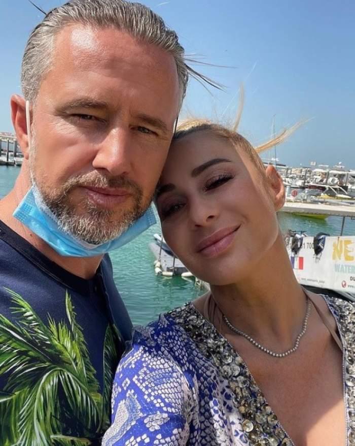 """Anamaria Prodan, reacție acidă pe Internet, după zvonurile apărute în legătură cu divorțul dintre ea și Laurențiu Reghecampf: """"Se va alege praful de cine ne face rău"""""""