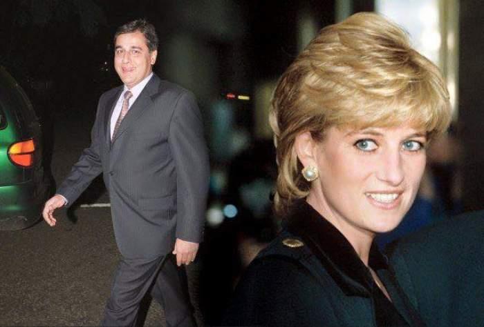 """Cine a fost, de fapt, cea mai mare iubire a prințesei Diana. """"Domnul Fantastic"""", detalii neștiute despre viața lui Lady D"""