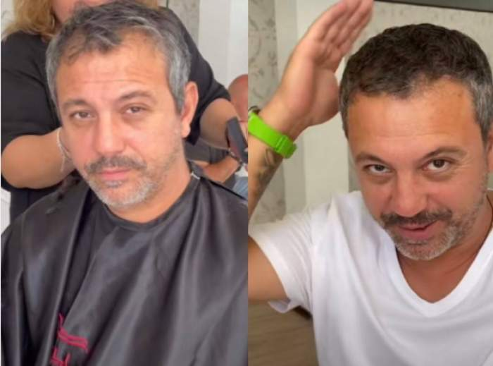 """Sorin Bontea, schimbare uimitoare de look. Internauții au reacționat imediat: """"Ce drăguțel sunt acum"""" / FOTO"""