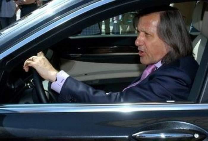 Ilie Năstase, din nou la volan după ce a rămas fără permis. Fostul tenismen l-a avut suspendat 3 ani pentru consum de alcool