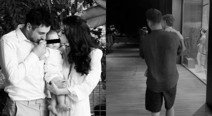 """Noah îi calcă pe urme lui Alex Pițurcă la capitolul femei. Ce imagine a surprins Cristina Ich cu băiatul ei: """"Seamănă cu tati"""" / FOTO"""