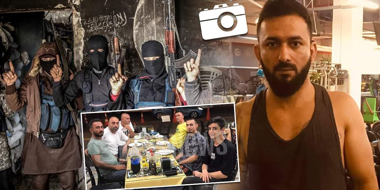"""Cum chefuiește """"sponsorul"""" al-Qaida care a oferit un interviu exclusiv pentru SPYNEWS / Viață de nabab, după ce a fost expulzat din România"""