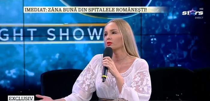 Maria Constantin , la XNS