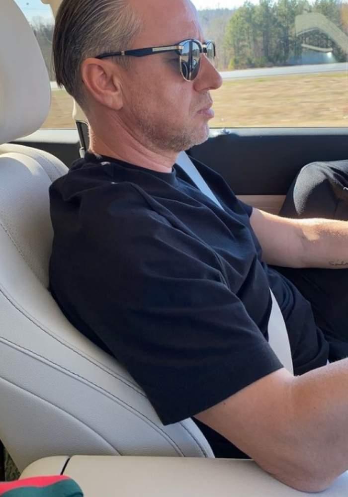 laurentiu reghecampf in masina