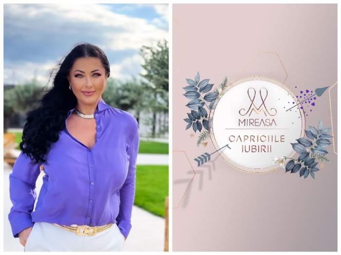 Gabriela Cristea și promo de la Mireasa – Capriciile iubirii