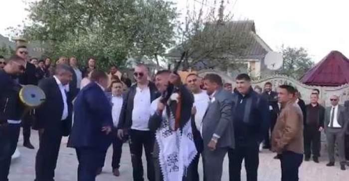 nunta la care a fost adrian minune