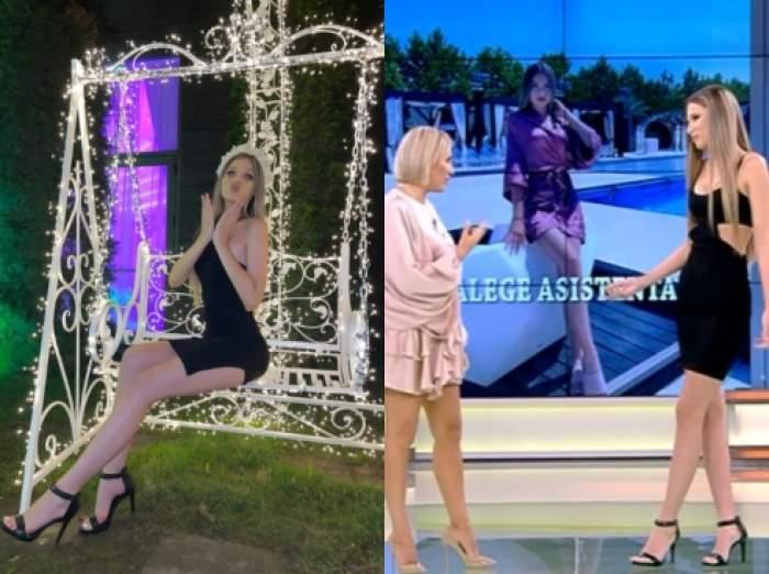 """Cora Păun este cea de-a cincea tânără care își dorește să ocupe postul de asistentă a emisiunii Acces Direct: """"Am câștigat Top Model România 2021"""" / VIDEO"""