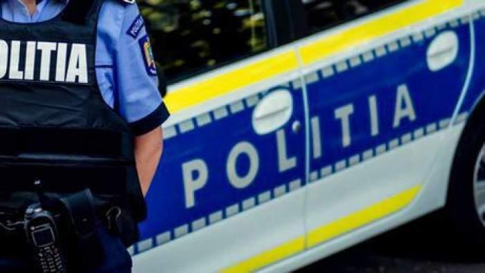 Scene șocante în Buzău! Un adolescent de 15 ani a fost arestat pentru mai multe infracțiuni. Polițiștii au tras focuri de armă
