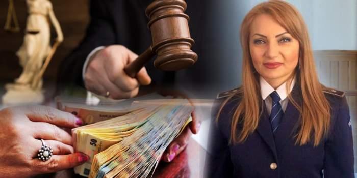 Șefă din Poliția Română, judecată pentru că a luat și n-a plătit / Firma păgubită i-a dat întâlnire la tribunal