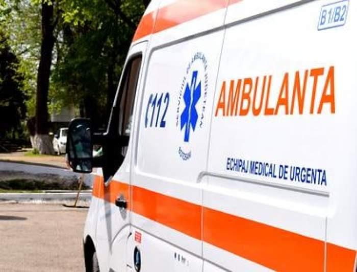 O bătrână din Bistrița Năsăud a fost spulberată pe trecerea de pietoni de o camionetă. Accidentul mortal a fost surprins de o cameră video