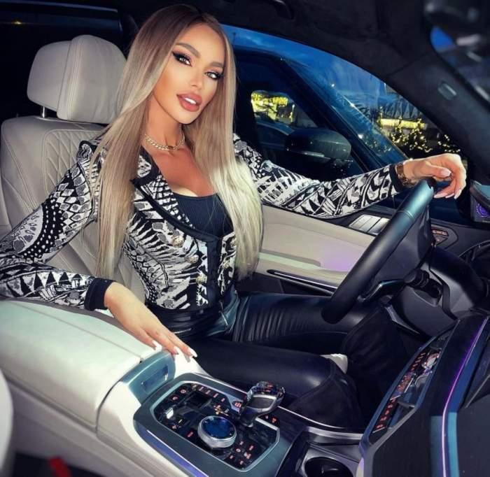 """Bianca Drăgușanu a apărut cu un ochi vânăt la o petrecere mondenă. Ce a pățit vedeta, de fapt: """"Sunt o femeie puternică"""""""