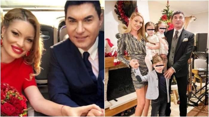 Valentina Pelinel și Cristi Borcea împlinesc trei ani de căsătorie! Fostul fotomodel, mesaj emoționant pentru soțul ei / FOTO