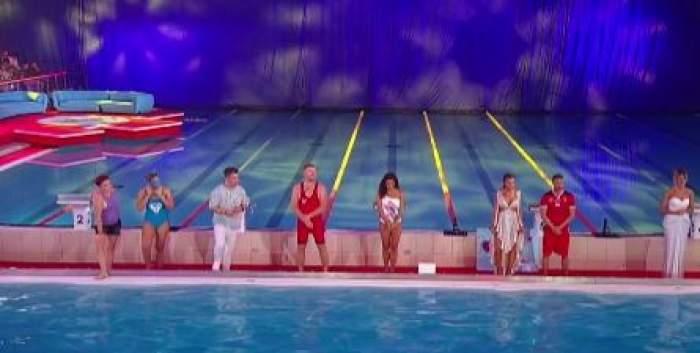 Juriul a ales câștigătorul competiției Splash! Vedete la apă. Cine pleacă cu premiul de 10.000 de euro acasă / VIDEO