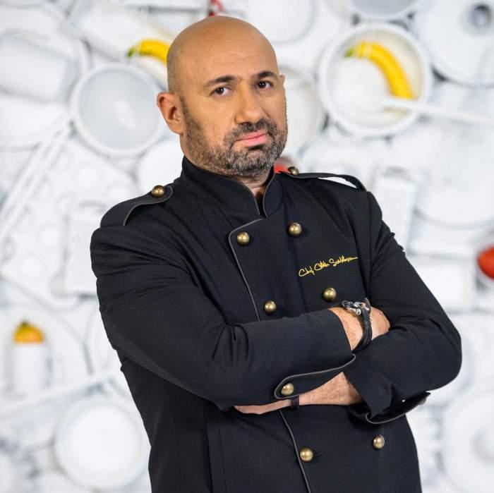 """Motivul pentru care chef Cătălin Scărlătescu nu s-a mutat din România. """"Sunt fascinat de tot ce înseamnă..."""""""