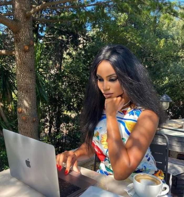 Laurette Atindehou, planuri de viitor cu iubitul fotbalist. Ce spune vedeta despre relația cu Magaye Gueye / VIDEO