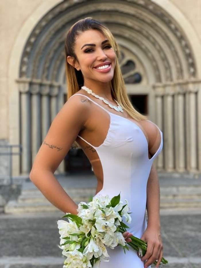 """Un model din Brazilia s-a măritat cu ea însăși. Tânăra a readus în trend sologamia: """"Nu voi divorța niciodată de mine"""""""