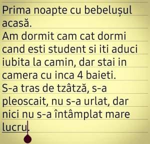 """Dani Oțil, despre prima noapte alături de fiul său! """"Am dormit cam cât dormi când ești student, dar..."""" / FOTO"""