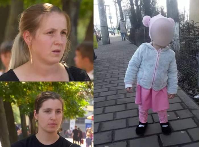"""Fetița de doi ani din Iași ar fi fost ucisă cu sânge rece de mama ei. Mătușile micuței, detalii sfâșietoare: """"O trântea de pat și nu avea răbdare"""""""