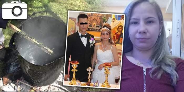 Mama care a făcut supă din cadavrul propriului băiețel a ajuns mare doamnă / Imagini exclusive de la nunta individei care n-a făcut o zi de pușcărie