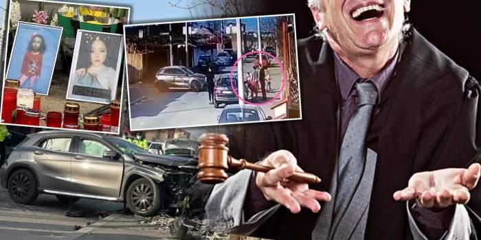 Șoferița bețivă care a ucis două fete, liberă pe străzi / A scăpat și de arestul la domiciliu, cu ajutorul magistraților