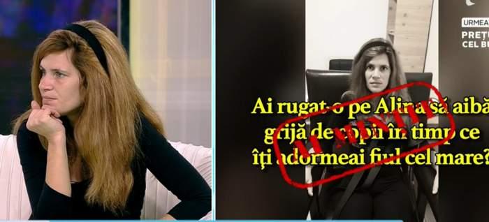 Acces Direct. Mama gemenilor din Ploiești a mințit! Andreea a lăsat geamul deschis în camera copiilor, înainte de tragedie