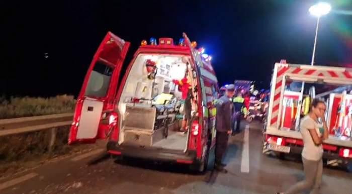 O mamă și copilul ei au murit într-un accident violent în Constanța. Un adolescent de 14 ani a fost rănit
