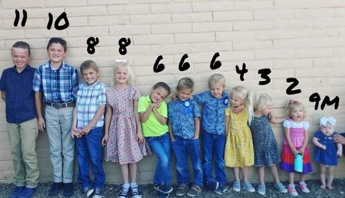 copii familie numeroasa