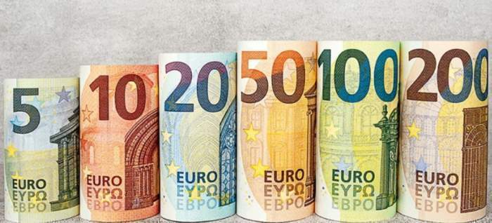 Teancuri de bancnote euro