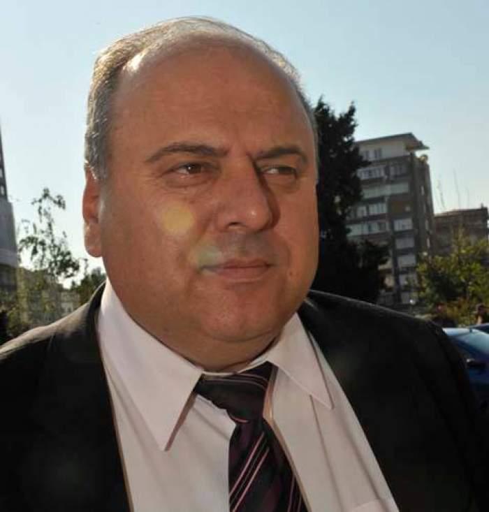 """Cum a fost arestat Gheorghe Ștefan """"Pinalti"""", acuzat de trafic de influență în dosarul Giga TV: """"E a patra oară când intru, cunosc regulile"""""""