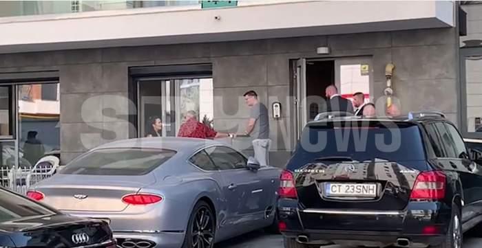 Toni Iuruc s-a întâlnit cu Ilie Năstase și cu Ioana Simion înainte de nuntă. Ce au făcut cei trei înainte să se vadă cu Simona Halep / PAPARAZZI