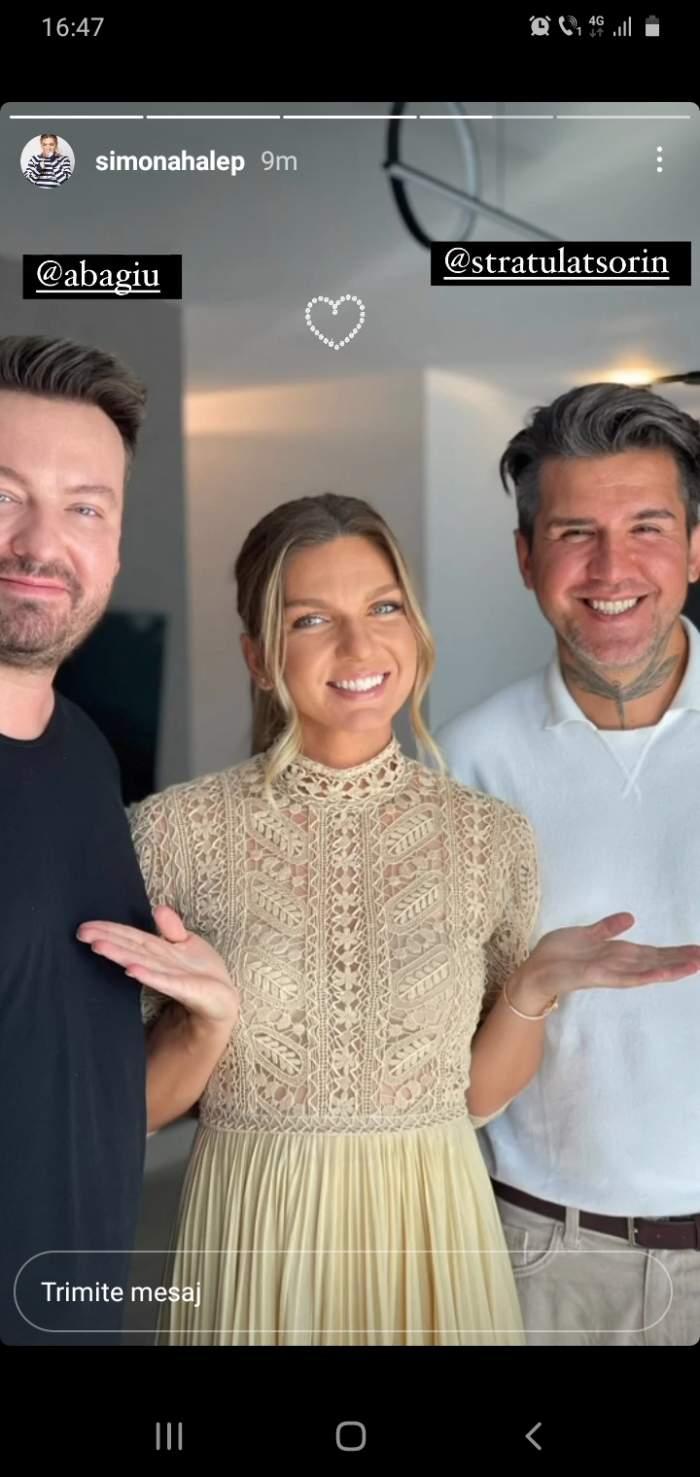 Toni Iuruc și Simona Halep s-au căsătorit! Imagini în timp real de la evenimentul anului / VIDEO PAPARAZZI