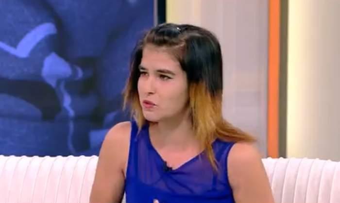 Acces Direct. Alina a izbucnit în lacrimi în platoul emisiunii. Ce a făcut tânăra în ziua înmormântării copiilor Andreei