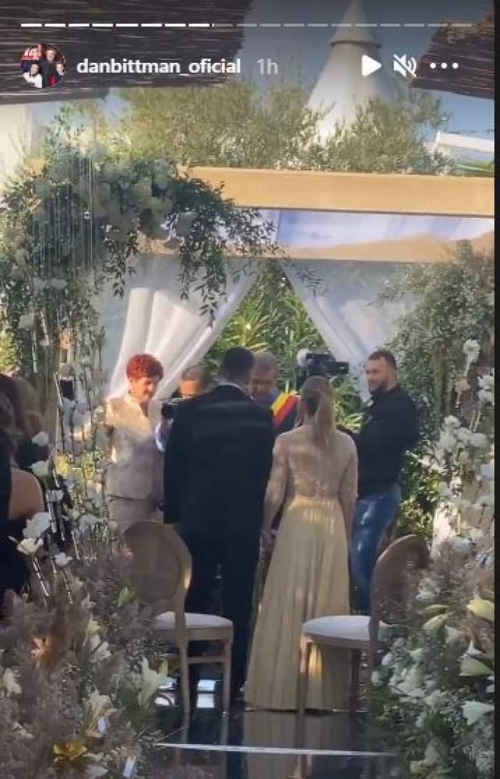 Ce s-a mâncat la nunta Simonei Halep cu Toni Iuruc. Cu ce bucate alese s-au delectat invitații / FOTO