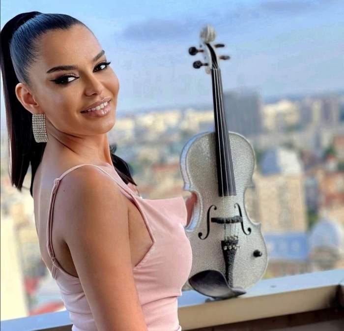 Raluca Răducanu, imagini spectaculoase din apartamentul său. Câți bani a investit fata cu vioara în locuință / VIDEO