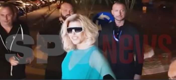 Loredana Groza, invitată la nunta Simonei Halep! Ce ținută spectaculoasă a purtat artista la evenimentul anului / VIDEO