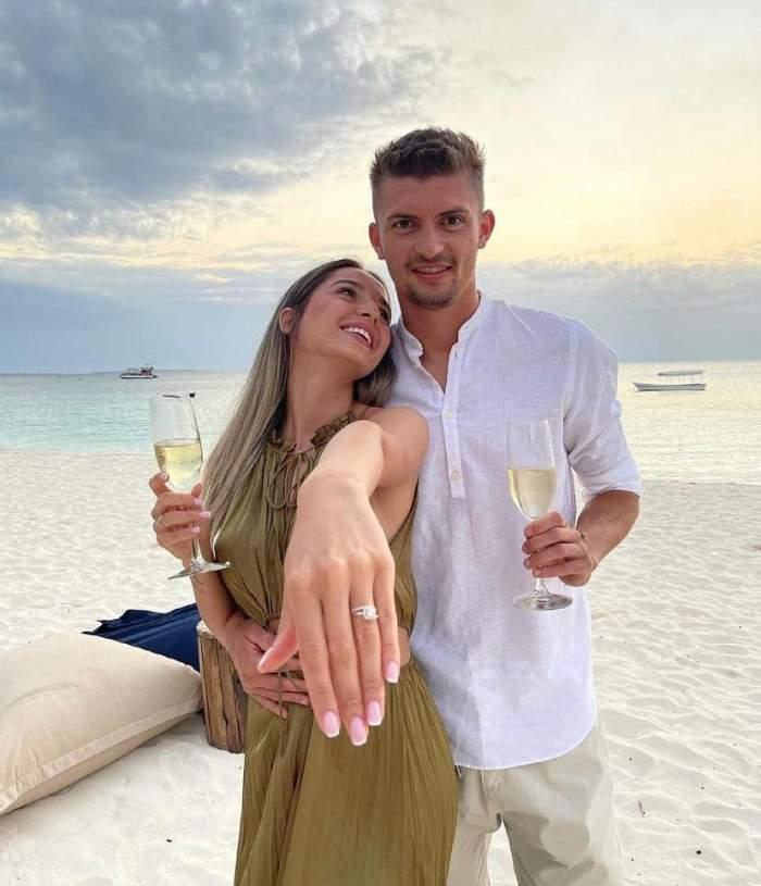 Florin Tănase și Medeea Turcescu se căsătoresc! Când va avea loc marele eveniment