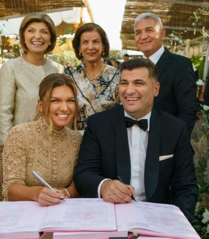 Cine este soacra Simonei Halep. Mama lui Toni Iuruc, Genica, deține mai multe afaceri în București / FOTO