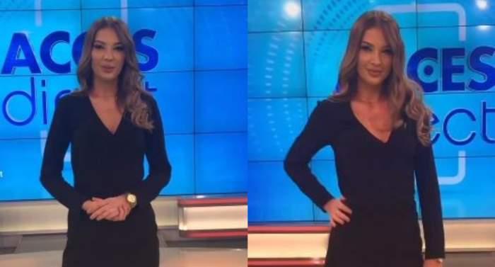 Monica Gheorghe vrea să fie asistentă la Acces Direct! Tânăra are 26 de ani și a termina școala de televiziune