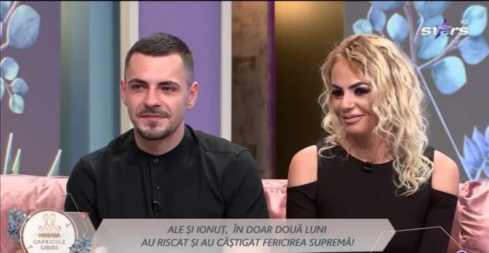 Ionuț și Ale de la Mireasa se pregătesc să devină părinți. Cum se înțeleg cei doi în afara casei / VIDEO