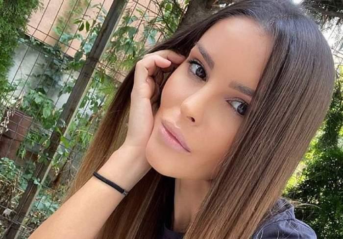 """Denisa Nechifor, primele declarații după ce s-a văzut cu Adrian Cristea. Cum se înțeleg cei doi acum: """"Relația mamă-tată este foarte importantă..."""" / VIDEO"""