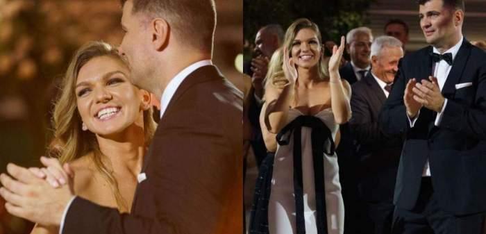 """Iulia Albu, despre ținutele purtate de Simona Halep și Toni Iuruc la nuntă! """"Alegerile lor au fost extrem de rafinate"""""""