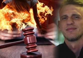 EXCLUSIV / Lovitură de teatru în dosarul psihopatului care l-a omorât pe iubitul Oanei Radu / Ce le-a cerut judecătorilor!