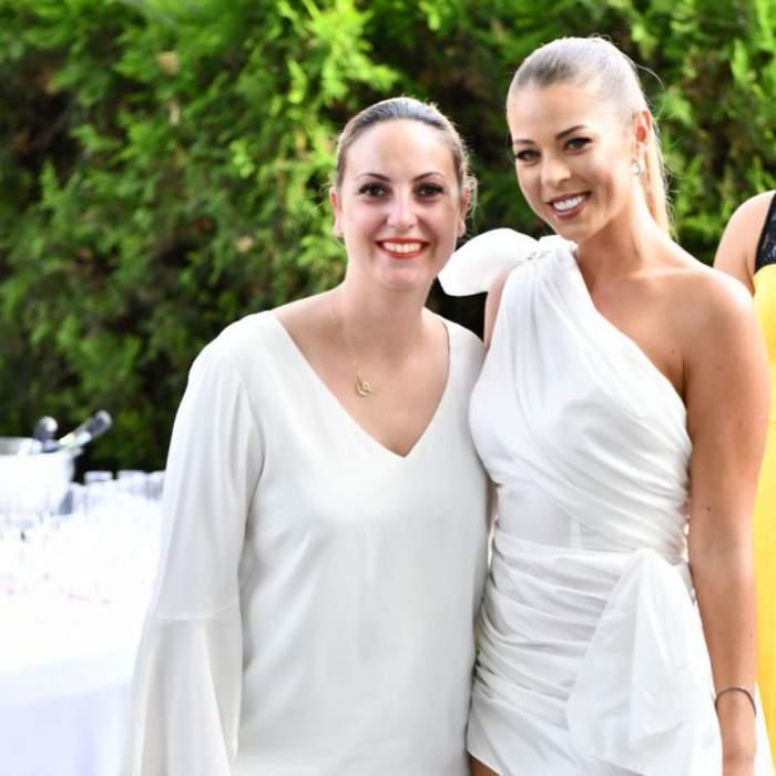 Roxana Nemeș s-a căsătorit! Artista, primele imagini de la cununia civilă / FOTO