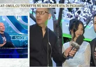 Primele imagini de la petrecerea de botez a fiului lui Liviu Vârciu, la Xtra Night Show. Prezentatorul, în ipostaze emoționante / VIDEO