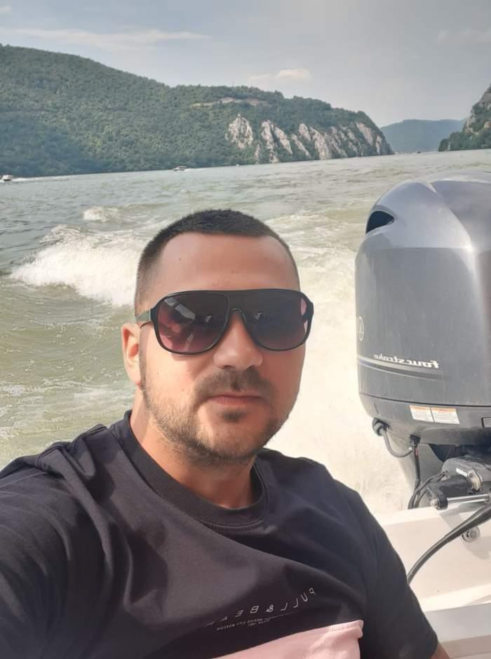alex pe barca