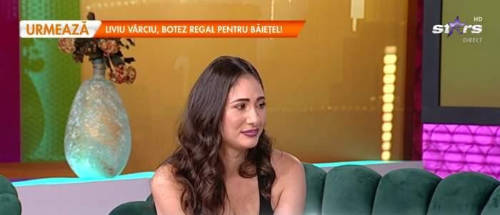 Laura Micovschi, la Star Matinal