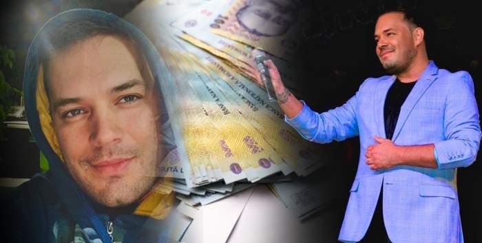 Cântărețul Raoul o ia de la capăt cu scandalul penal, pentru 20.000 de lei / Își joacă ultima carte