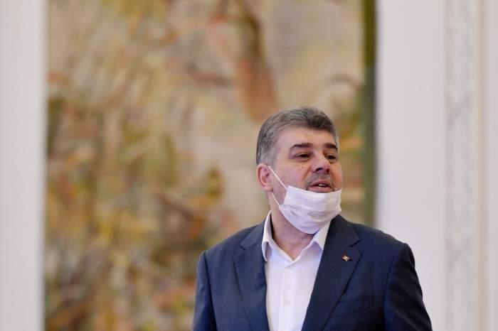 """Marcel Ciolacu a devenit bunic. Anunțul făcut de politician: """"O minune trimisă de Dumnezeu!"""""""