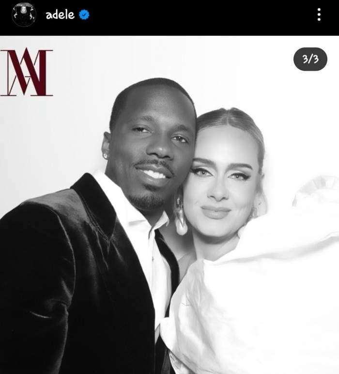 Adele și Rich Paul formează un cuplu?! În ce ipostază s-au fotografiat cei doi / FOTO